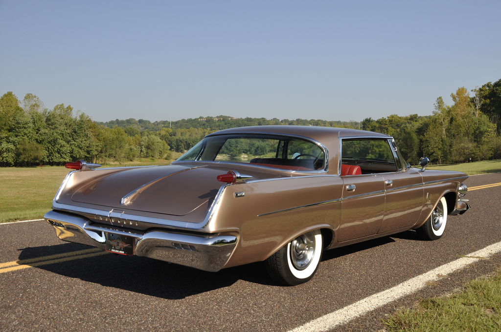 The 4 Best Tailfins of the 1950s & 1960s